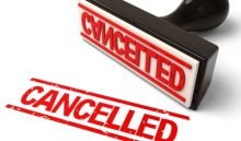 Quarterly Meeting Cancelled